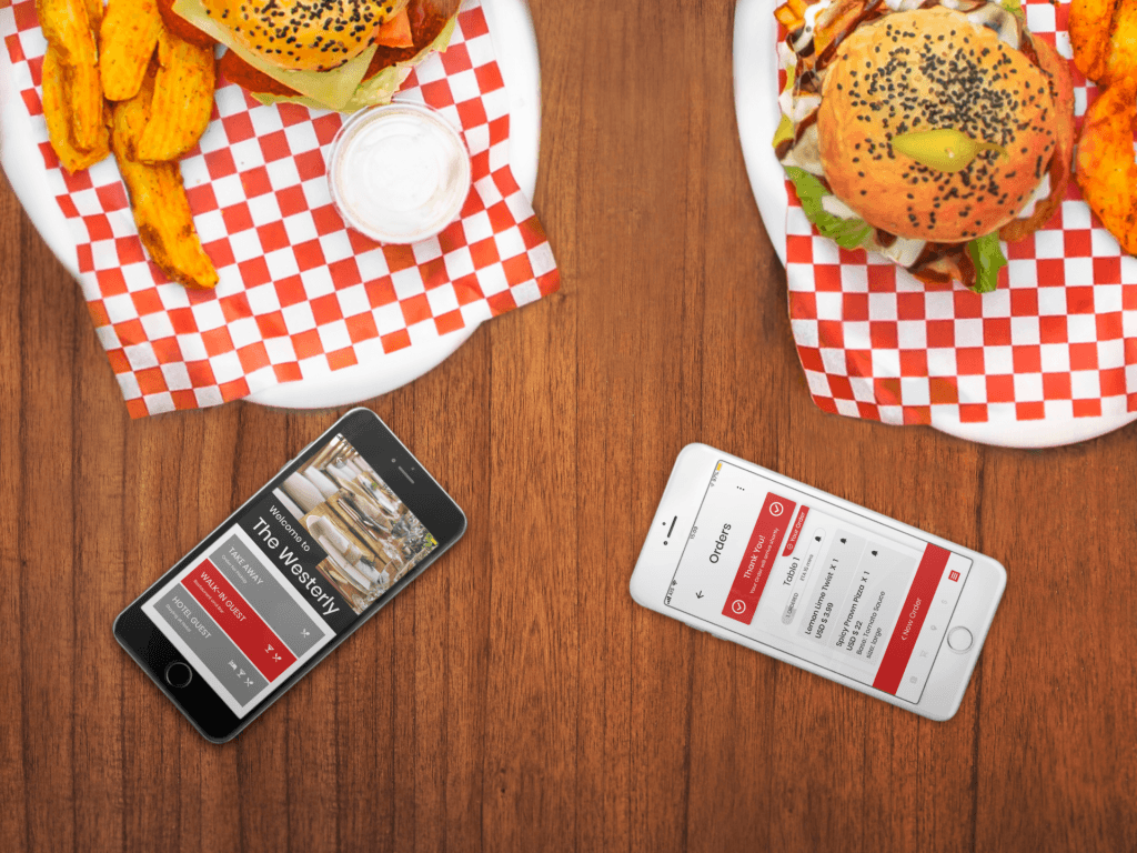 mobile-friendly online ordering solution