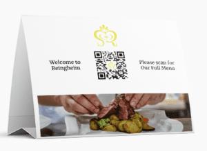 contactless Ordering Menus, Best Contactless Ordering Menus 2020