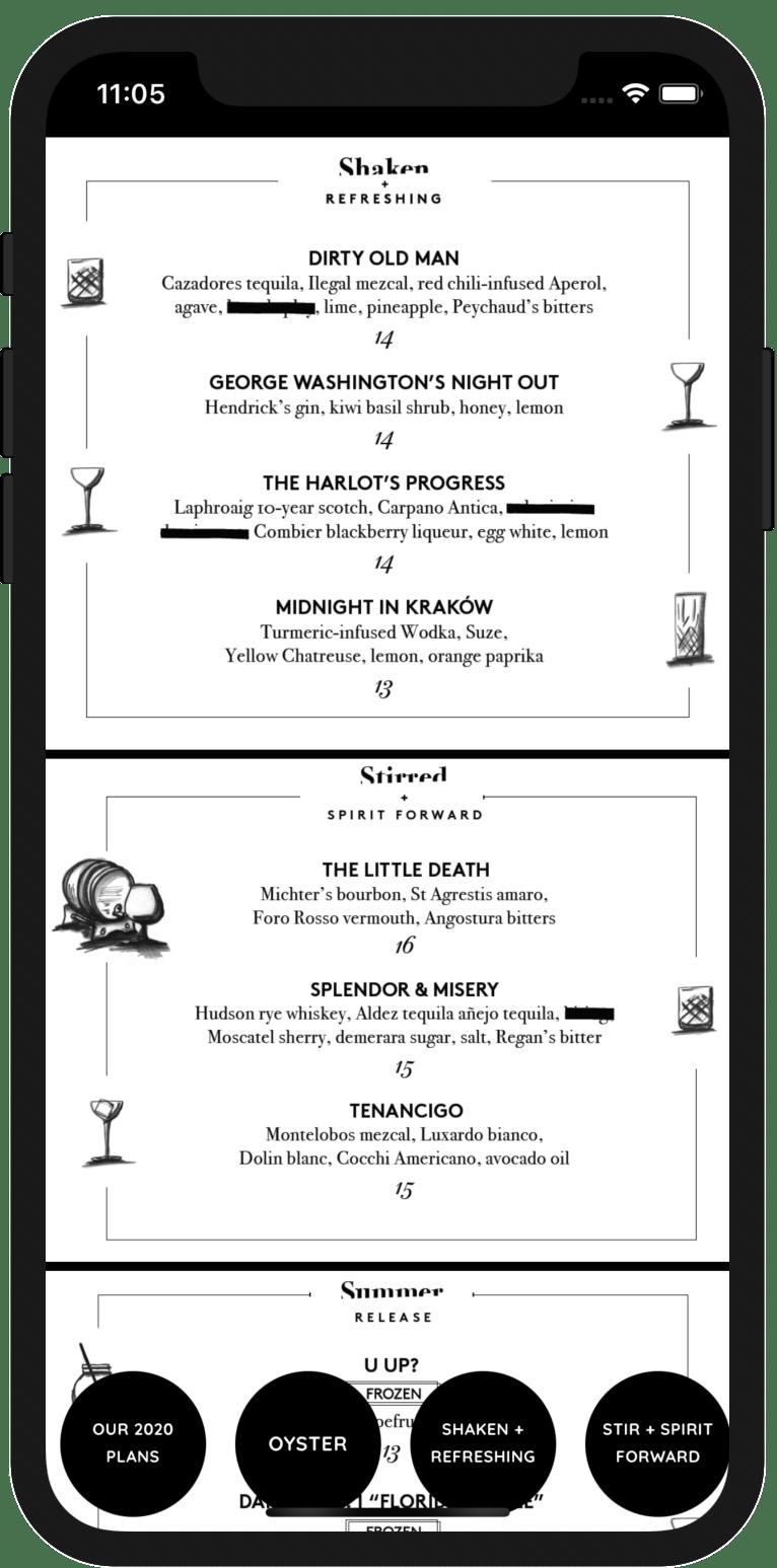QR Menus, How Restaurants & Bars from New York to Toronto Thrived Using QR Menus