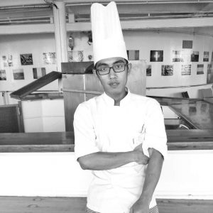 Faisal Deuk Owner Deuk Kitchen