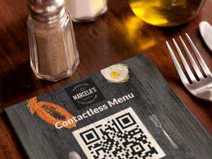 Contactless Ordering Solution